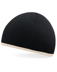 Beechfield Two Tone Beanie knit