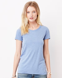 Bella Ladies Triblend Short Sleeve T-shirt