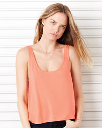Bella Ladies Boxy Tank Top