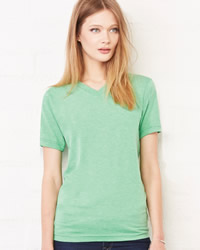 Canvas Triblend V-Neck T-shirt