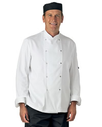 Dennys Long Sleeve Chefs Jacket