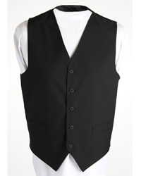 Dennys Unisex Lined Waistcoat