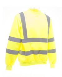 Yoko Hi-Vis Heavyweight Sweatshirt