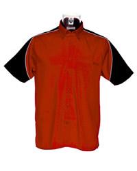 Kustom Kit Formula Racing Short Sleeve Shirt