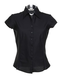 Bargear Ladies Cap Sleeve Bar Shirt