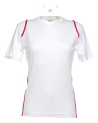 Gamegear Ladies Cootex Short Sleeve T-Shirt