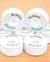 Madeira Prewound Bobbin Spools (Box 144)