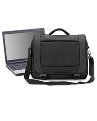 Quadra Tungsten Laptop Brief Case