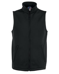 Russell Mens Smart Softshell Gilet