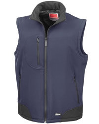 Result Soft Shell Body Warmer