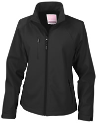 Result La Femme 2 Layer Base Soft Shell