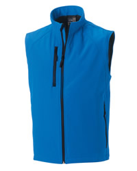 Russell Mens Soft Shell Gilet