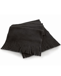 Result Winter Active Fleece Tassel Scarf