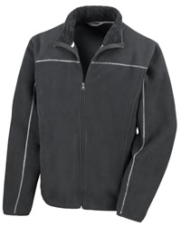 DISCONTINUED Result Core Youth Micro Fleece Jacket