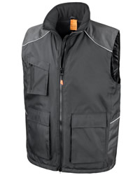 Result Workguard Vostex Body Warmer