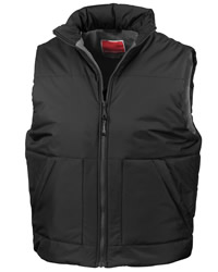 Result Fleece Lined Body Warmer