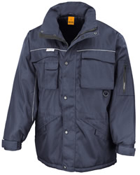Result Workguard Combo Coat