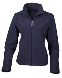 Result La Femme Semi Micro Fleece Jacket