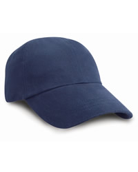Result L/P Brushed Cotton Cap