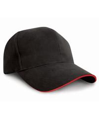 Result Pro Style Sandwich Peak Cap