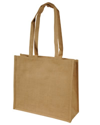 Shugon Calcutta Long Handle Jute Shopper