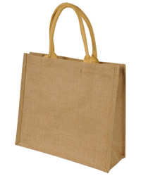Shugon Chennai Short Handle Jute Shopper
