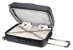 Shugon Boston Hard Shell Trolley Case