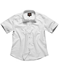 Dickies Ladies Short Sleeve Blouse