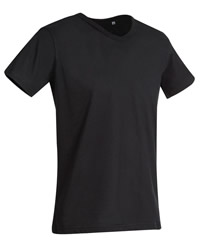 Stars Ben Mens V Neck T-Shirt