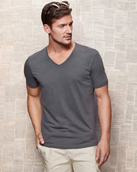 Stars Shawn Mens V Neck T-Shirt