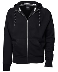 Jays Mens Full Zip Hooded Sweat Shirt