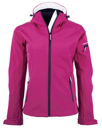 Jays Lady Hood Fashion Softshell Jacket