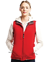 Regatta Ladies Flux Soft Shell Body Warmer