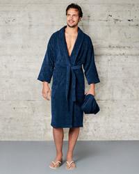Jassz Towels Velour Bath Robe
