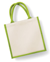 Westford Mill Printers Midi Jute Bag
