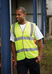 Dickies Highway Safety Waistcoat