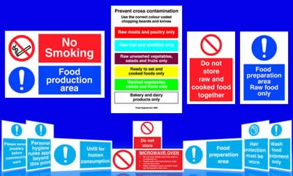 Safety Sign Stockists Warning Traffic Signs Fire Stickers
