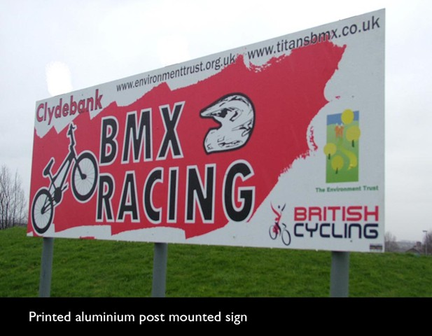 Sign Makers Glasgow Sign Manufacturers Or Retail And